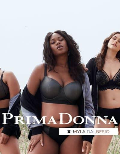 PD Myla Black PrimaDonna x Myla Dalbesio
