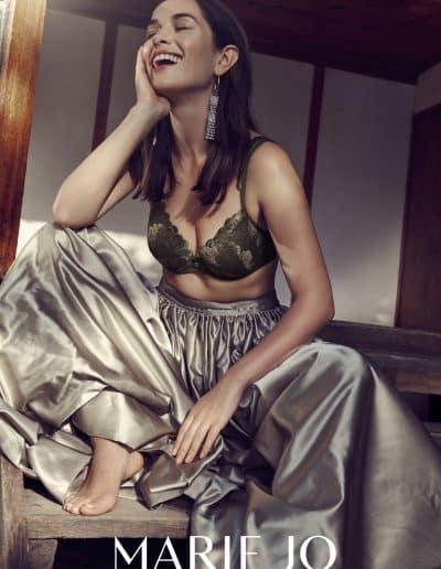 MJ Phoebe Olive Green